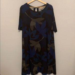 Loft Outlet T-Shirt Dress
